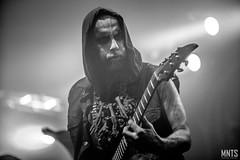 Behemoth - live in Warszawa 2017 fot. Łukasz MNTS Miętka-42