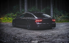 AUDI A7 (JAYJOE.MEDIA) Tags: audi a7 low lower lowered lowlife stance stanced bagged airride static slammed wheelwhore fitment rotiform