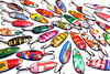 OriginalRecycluresphoto2017 (teddmcdonah) Tags: originalrecyclures recycluresoriginal teddrmcdonah trm teddmcdonah recyclures hooks spoons fishinglure fishinglures minnesota wisconsinculture wisconsin wisconsinart cheesey kitschenlures studioart metalart tincanart fineartofthetincan spinner spoon spoonfishing spinfishing finecraft snagmember snag snagmetalsmith 2017 recycluresonline etsy gift vintagetin tincans copper treblehook splitring hydraulicpressformed hydraulicpress pressed pressformed riveted clearcoat fishy artofficial artificial artificiallure catchandrelease cpr catchphotorelease kitschandlure kitschandcatch mcdonahoriginals vintagepopcans antiquebeercans commemorativetins