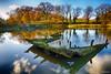 Épaves du Bono - #06 (DENISDROUAULT) Tags: àlabandon abandoned bateau bateaux borderfx breizh bretagne brittany carcasse cimetière de denis drouault jimages mer morbihan pêche