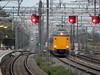 ICMm (sander_sloots) Tags: train trein icmm koploper station woerden bovenleiding signals seinen overhead wires rails