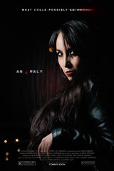 ANOMALY (Steve Wampler Photography) Tags: drinkandclick movie poster anomaly woman dark