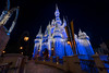 Cinderella Dreamlights Castle (TheTimeTheSpace) Tags: waltdisneyworld disneyworld disney magickingdom cinderellacastle night dreamlights nikond810 nikon 1424 28