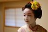 Maiko #4 [ Kyoto ~ Japon ] (emvri85) Tags: d850 japan japon kyoto maiko 50mm portrait girl fille japanese bokeh geisha