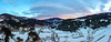 View over Gegendtal Valley (_gate_) Tags: kraa kärnten österreich at carinthia austria afritz am see gegendtal mountain sunset villach mountains cloud clouds wolken sun down dji spark drone drohne from above gate panorama winter snow schnee 2017 december dezember