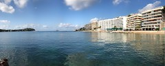 "Main Beach (IMG_5022) (Cameron Burns) Tags: beach sun calvia boat mallorca majorca isla baleares balearics island spain españa sunshine vacation holiday mediterranean mediterráneo travel europe med water agua sea mar ocean océano palma cathedral ""palma cathedral"" ""la seu"" la seu gothic ""parc de mar"" parc ""santa ponsa"" santa ponsa"