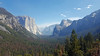 Tunnel View Point - Yosemite National Park (SomePhotosTakenByMe) Tags: tunnelviewpoint elcapitan valley tal urlaub vacation holiday usa america amerika unitedstates california kalifornien yosemite nationalpark yosemitenationalpark natur nature landscape landschaft baum tree halfdome sentineldome