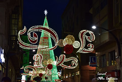 Navidad (Ismael Owen Sullivan) Tags: navidad vigo galicia nikon d5300 luz alumbrado de ligth neon lez