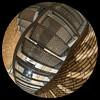 Oval staircase (leo.roos) Tags: brandtrap fireescape steps trede longexposure tijdopname trap staircase stairs stairway stairways circularfisheye a7s mcfisheyerokkor754 minolta dayprime day7 dayprime2018 dyxum challenge prime primes lens lenses lenzen brandpuntsafstand focallength fl darosa leoroos