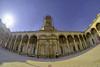 The Iron Clock (T Ξ Ξ J Ξ) Tags: egypt cairo fujifilm xt20 teeje fujinon1655mmf28 citadel old town salahaldin medieval mokattam muhammadali unesco