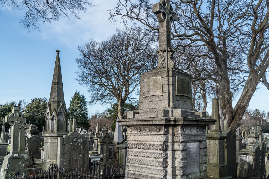 VISIT TO GLASNEVIN CEMETERY IN DUBLIN [FIRST SESSION OF 2018]-135062
