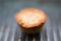 Pie wide open (mikeyp2000) Tags: baking bokeh pie baked velvet lensbaby