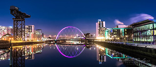 Clydeside Glasgow..