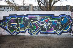 Jorgio (lanciendugaz) Tags: graffitiparis parisgraffiti wall lanciendugaz graffiti graff tag graffitis tags spray spraycan fresque block lettrage couleur banlieue parisienne terrain wild style wildstyle urban urbanphoto urbanphotographie urbanphotography urbex adm visual art graffart graffit jorgio