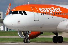 G-EZPX (AnDyMHoLdEn) Tags: easyjet a320 egcc airport manchester manchesterairport 23l