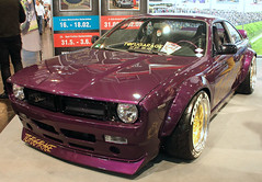 Rocket Bunny Silvia (Schwanzus_Longus) Tags: essen motorshow german germany japan japanese asia asian car vehicle modern coupe coupé custom tuner tuned nissa silvia 240sx s14 datsun rocketbunny