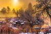 Priorities (James Neeley) Tags: idahofalls idaho fog jamesneeley