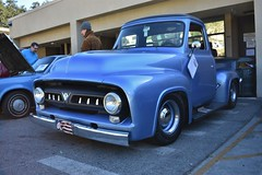 JPL Annual Car Show 2017 (USautos98) Tags: 1955 ford f100 pickuptruck