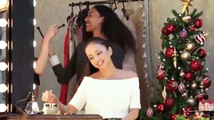 [Making of] 7-Eleven - Magical Christmas 2017 (20) (Namie Amuro Live ♫) Tags: 7eleven christmaswish magicalchristmas makingof behindthescenes shooting namie amuro 安室奈美恵 screencaptures