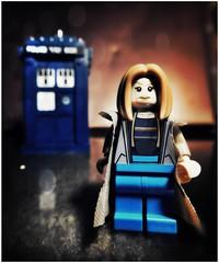 13doc (LegoKlyph) Tags: lego custom brick block mini figure doctor who jodie whittaker bbc scifi series time lord