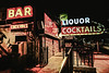 Neon Bar off the Strip (Vonstroepp Photo) Tags: night cocktails historic street city vintage metropolitan noir crime urban outside lasvegas dark history travel old color liquor gritty offbeat