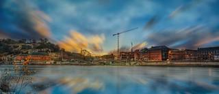 landscape  Namur Belgium