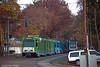 SACRAMENTO--109 (l, IB), 201 at 13th Street/Q Street (milantram) Tags: electricrailtransport railsystemssacramento rtmetr sacramento blueline streetcars trolleys trams lightrail