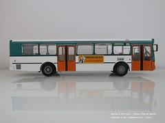 Heuliez O 305 HLZ - Nantes (Gigabus72) Tags: autobus bus o305 heuliez nantes tan hachette maquette miniature mercedes mercedesbenz