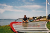 Sandy Bay (AUS477) Tags: neilpryde sail windsurfing sailboard rig 110m rs1 sandybay tasmania