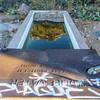 1712 Wildlife Water (c.miles) Tags: arizonagameandfishdepartment coronadonationalforest cottonwoodtank graffiti puschridgewilderness santacatalinamountains water waterworks