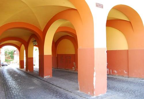 Arches, Piaţa Cetăţii, Sighisoara