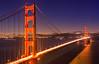 Golden Gate Bridge at Night (Hameed S) Tags: sanfranciso canonef24105mmf4lisusm canon california tourism travel tourist bay bayarea architecture longexposure nightphotography golden goldengate goldengatebridge bridge sfo downtown sunset