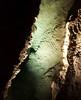 Stream in the Dark (sctkirk) Tags: stream river cave carlsbad cavern new mexico usa glow dark