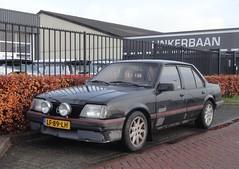 Opel Ascona C 1.8E Sport 18-6-1984 LF-89-LH (Fuego 81) Tags: opel ascona c 1984 lf89lh onk sidecode4 linkerbaan sport