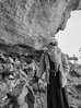 Tuareg #4 (enzo marcantonio) Tags: algeria djanet tamrit desert trekking africa sefar tuareg man tassili