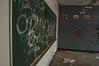 DSC_0395 (kev.explo) Tags: abandoned abandonedschool urbexmontreal abandonedquebec abandonedchairs chaises balon gymnase selfie urbanexploration schoolisout students basketball abandonedgym allisabandoned urbexworld graffiti batiment abandoné