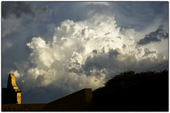 Melville Skies (Finepixtrix) Tags: clouds storm thunder melville johannesburg sony rx10 bridgecamera