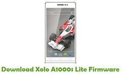 Xolo A1000s Lite Firmware (AndroidRomFree.com) Tags: stock rom flash file firmware android
