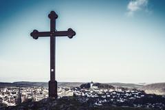 spiritually #02 (Stefan A. Schmidt) Tags: cross kreuz spirituell landscape sauerland