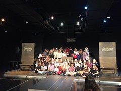 """Paul, Inde, and Kai with the Cast of the Trial of Goldilocks • <a style=""""font-size:0.8em;"""" href=""""http://www.flickr.com/photos/109120354@N07/27613009549/"""" target=""""_blank"""">View on Flickr</a>"""