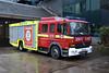 London Fire Brigade FRU16 RX05AVD (Howard_Pulling) Tags: london bus buses uk howardpulling