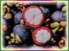 Recently harvest edible fruits of Garcinia mangostana (jayjayc) Tags: flickr17 jaycjayc malaysia kualalumpur floweringplants fruittree fruits garciniamangostana mangosteen purplemangosteen manggisinmalay white reddishpurple perennials tropicalplant