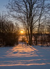 Wintersonne (berndtolksdorf1) Tags: jahreszeit winter sonnenuntergang schnee bäume landschaft landscape outdoor