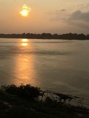 Sunset storm along the Mekong 2018-1-7 5 (SierraSunrise) Tags: clouds mekong mekongriver nongkhai phonphisai reflections river skies sky storm sunset thailand