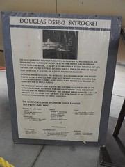 "Douglas D-558-2 Skyrocket 18 • <a style=""font-size:0.8em;"" href=""http://www.flickr.com/photos/81723459@N04/38202108605/"" target=""_blank"">View on Flickr</a>"