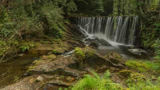 Waterfall Mazo de Meredo 1.)-2014