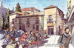 Museo de San Isidro (P.Barahona) Tags: urbano madrid museo arquitectura casas