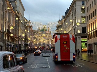 Regent Street Saint James's / Londen