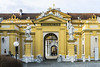 Entrance to Melk Abbey (a7m2) Tags: stift melk benediktinerkloster building monastery barock unescoworldheritagesite donau loweraustria history travel tourismus