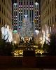 Early Morning at Rockefeller Plaza (alloyjared) Tags: newyork newyorkcity nyc rockefellercenter christmastree